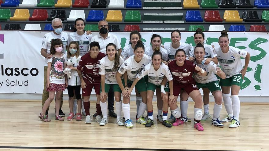 Marín Futsal será el rival del Joventut d'Elx  en la final para subir a Primera
