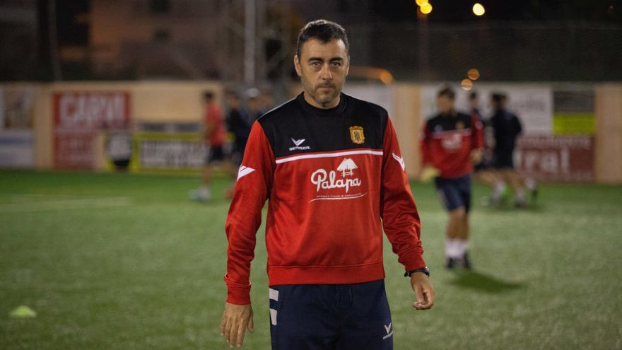 El Portmany destituye como entrenador a Nacho Villodre