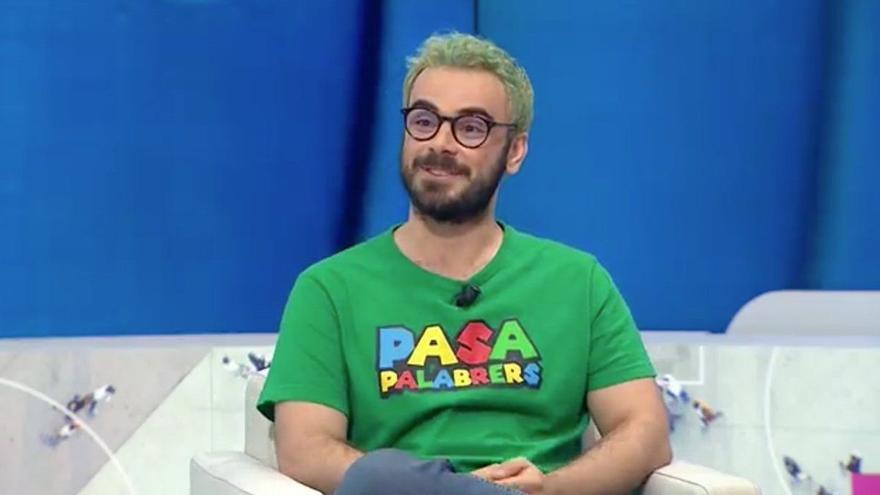 Pablo Díaz reaparece en 'Espejo Público' y desvela en qué se ha gastado el bote de 'Pasapalabra'