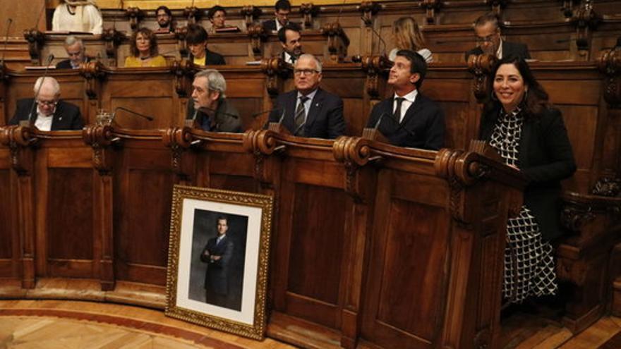 El Suprem obliga els ajuntaments a tenir una efígie de Felip VI a la sala de plens