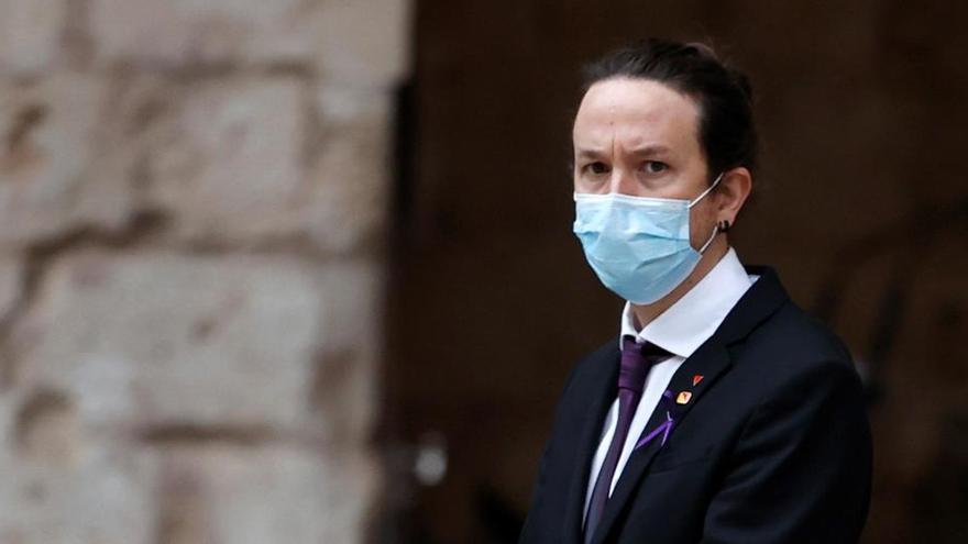 """Iglesias llama a """"desdramatizar"""" las tensiones internas del Gobierno"""