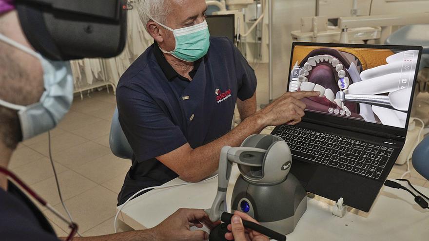Pioneros en odontología