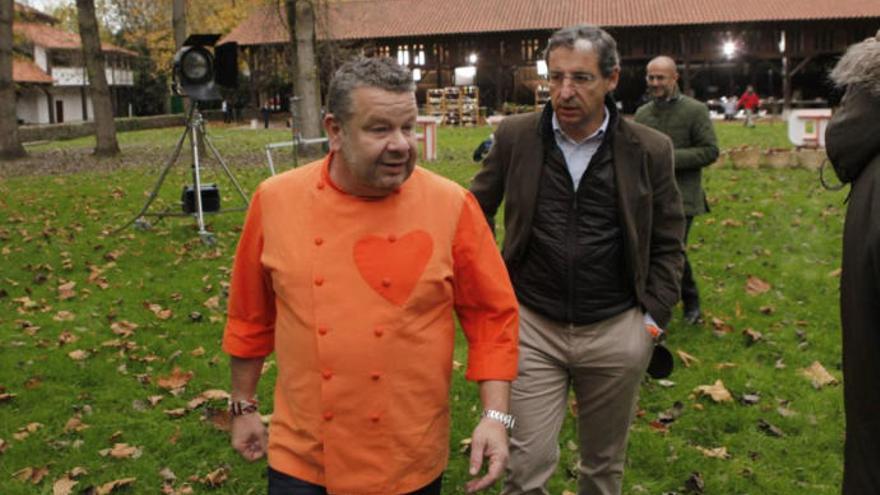 Chicote afronta su particular Pesadilla en la Cocina: cierra su restaurante en Madrid