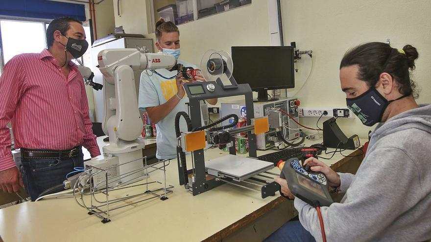 Educación incluirá Inteligencia Artificial y Robótica entre las materias de Secundaria