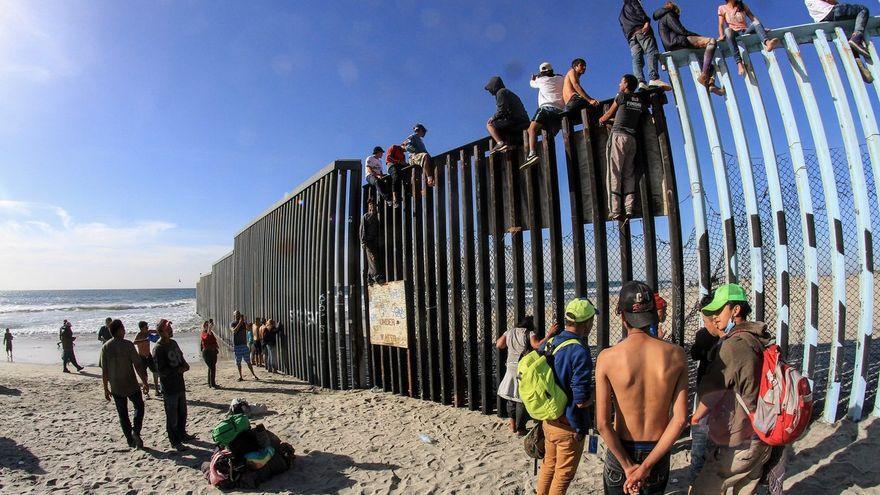 La detención de menores en la frontera de EEUU sube más de un 50%