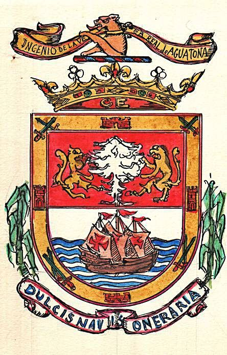 Escudo heráldico del municipio de Ingenio