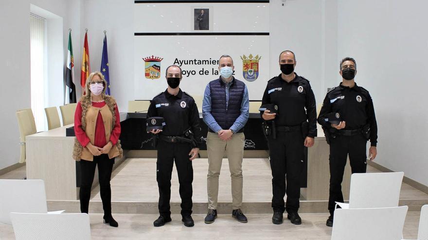 Nuevo policía local en Arroyo de la Luz