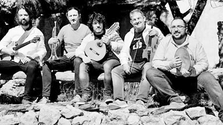 El folk rock más alegre y festivo llega a Bullas de la mano de Malvariche