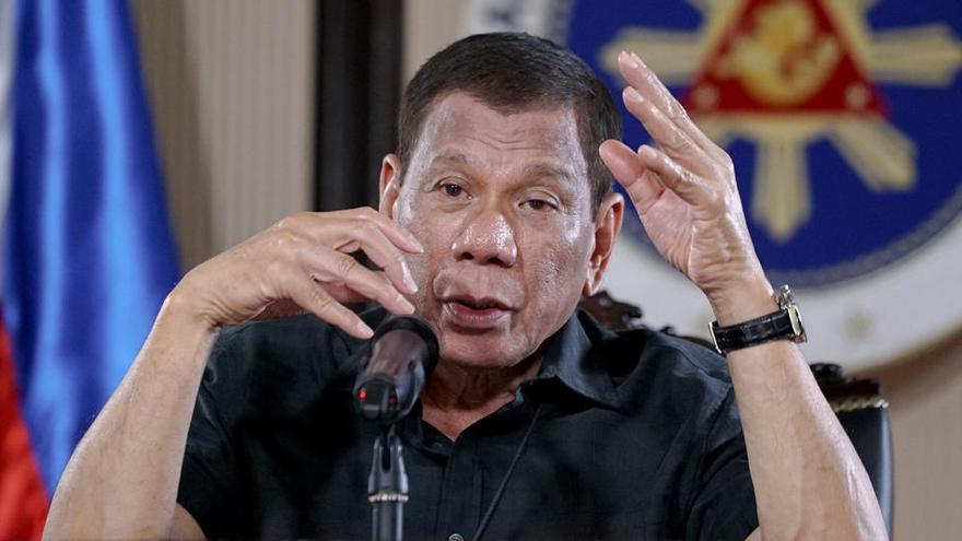 El presidente de Filipinas ordena matar a quien viole la cuarentena