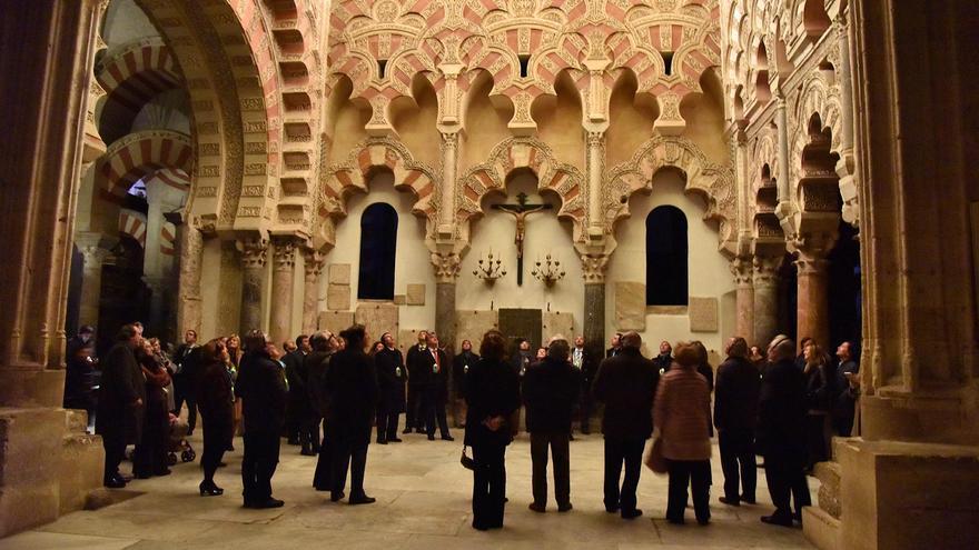 La Mezquita-Catedral activa la visita nocturna 'El Alma de Córdoba' durante los dos próximos fines de semana