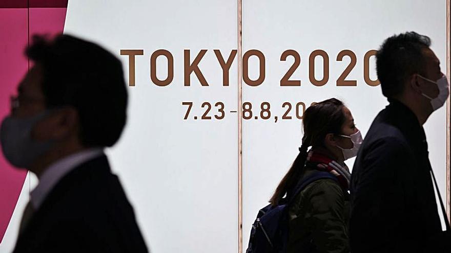 Tokio 2020 contempla prohibir los gritos en los recintos donde se compita