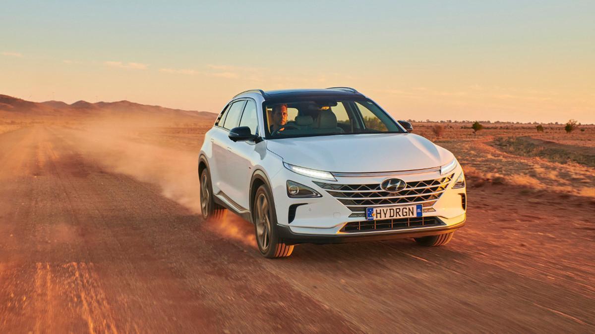El Hyundai Nexo bate el récord mundial de distancia tras recorrer 887,5 km con un solo depósito de hidrógeno