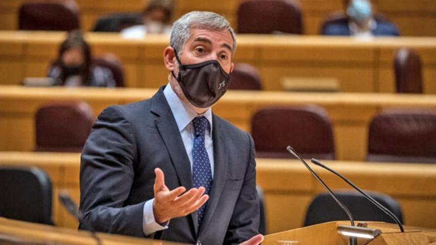 CC exige que los denunciantes  del 'caso grúas' paguen la defensa de Clavijo