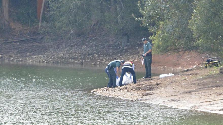 Recuperado el cadáver de un hombre en la presa de Cecebre