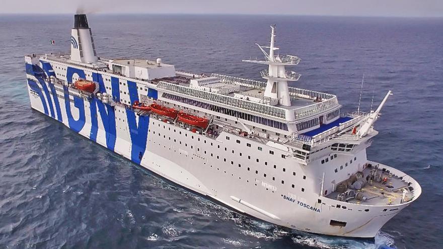 Neue Fähren für Mallorca