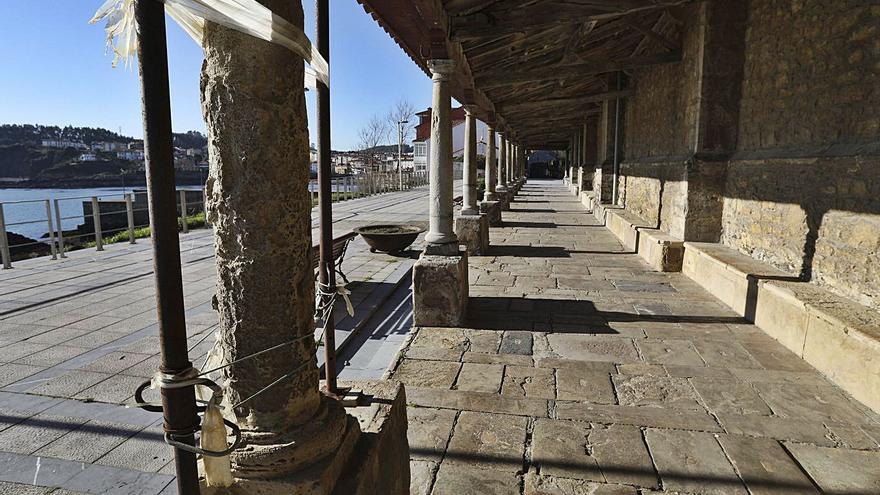La Iglesia sienta doctrina de obra en Luanco