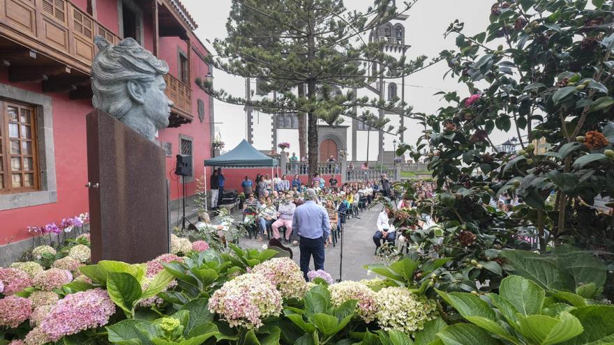 El jardín de orquídeas de Tomás Morales