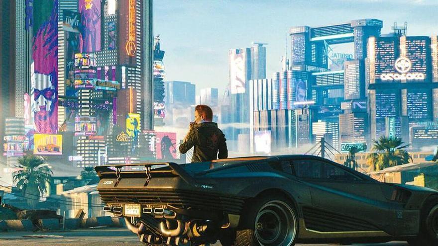 El futuro es ahora: así es 'Cyberpunk 2077', el juego más esperado