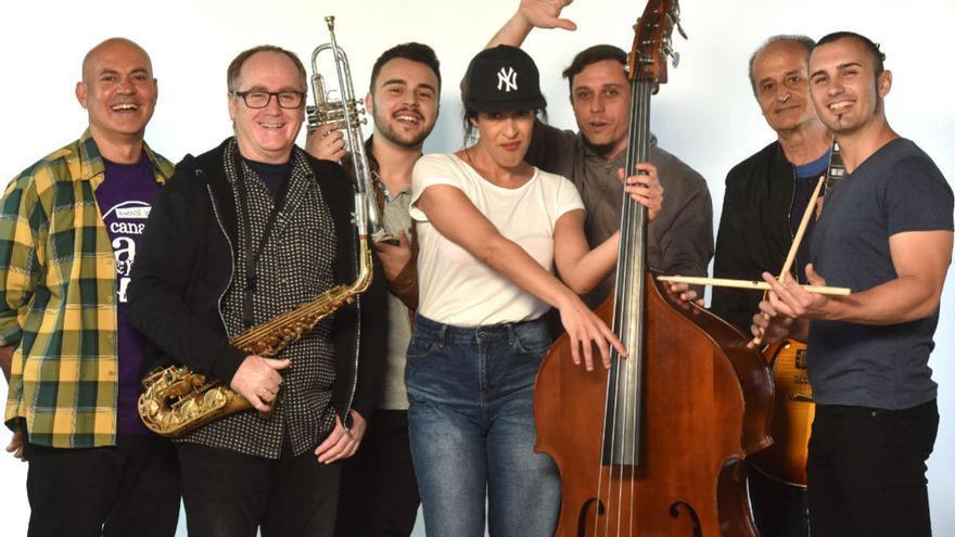 El Hotel Santa Catalina alberga un concierto de la Local Jazz Band