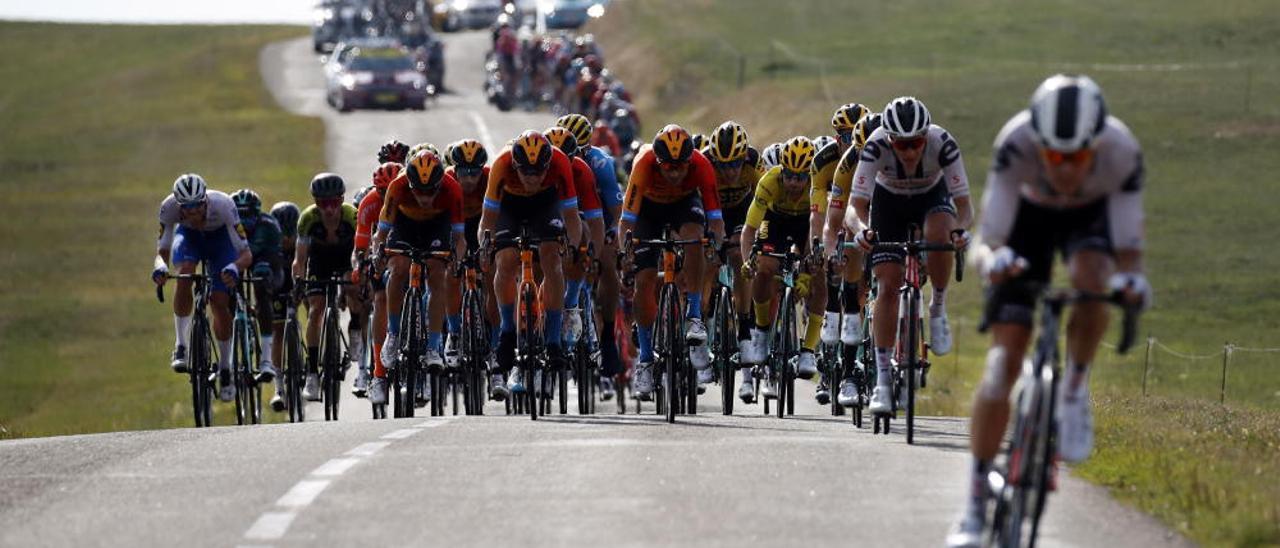 Las imágenes de la 19ª etapa del Tour de Francia