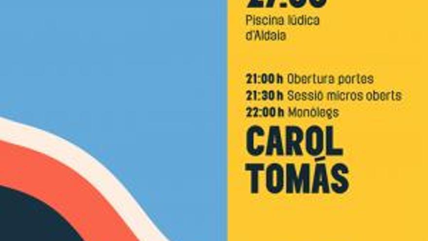 Carol Tomás - Monologuista
