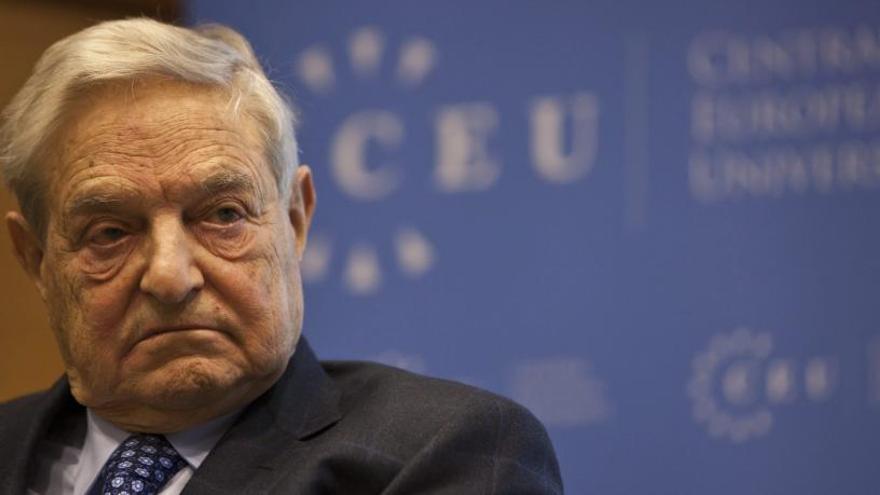 George Soros traslada sus fundaciones a Berlín
