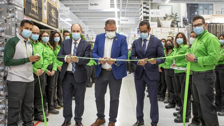Leroy Merlin inaugura su nueva tienda en Mérida
