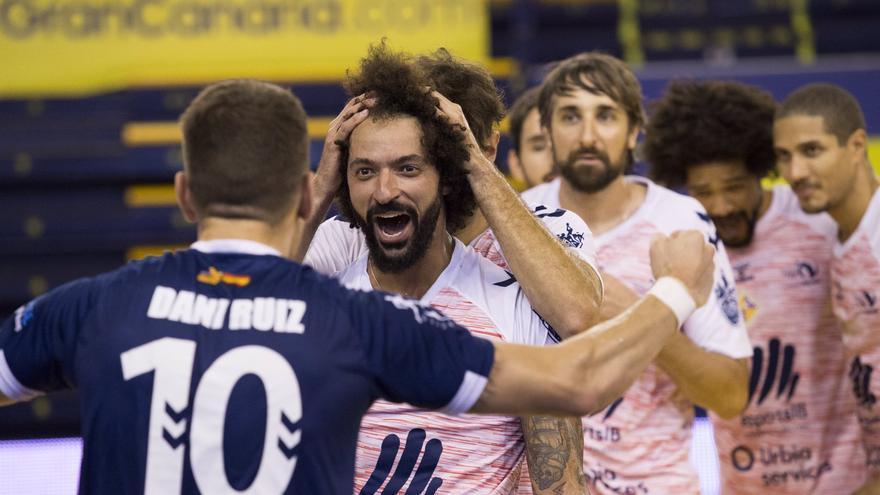 El Urbia Palma gana al Guaguas en la final del Memorial Juan Rodríguez Doreste