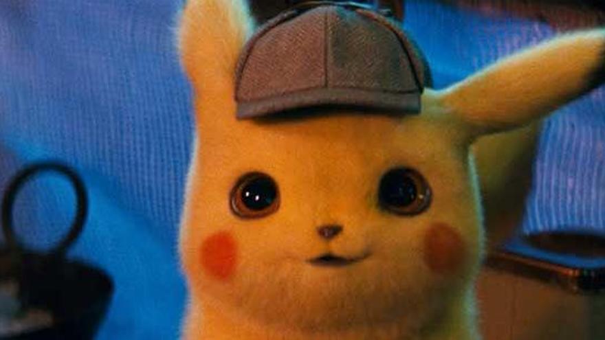 CRÍTICA   «Pokémon Detectiu Pikachu»: amb acceptables auguris