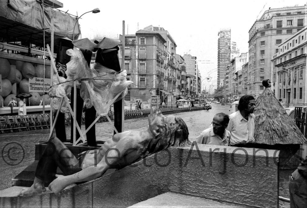 HOGUERAS 1973