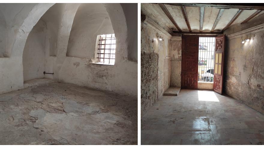 Descubre el estado de la antigua prisión de Onda antes de ser rehabilitada