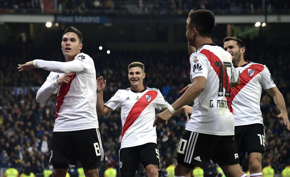Final de la Copa Libertadores: River Plate-Boca Juniors