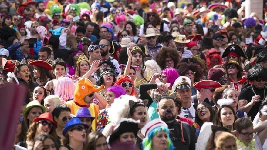El próximo martes de Carnaval no será festivo en Santa Cruz