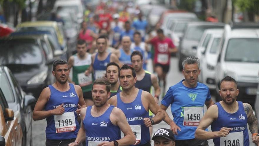 El nuevo circuito local de carreras populares de Córdoba contará con 24 pruebas