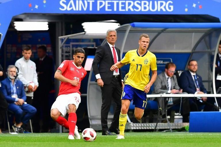 Mundial 2018: Suecia - Suiza
