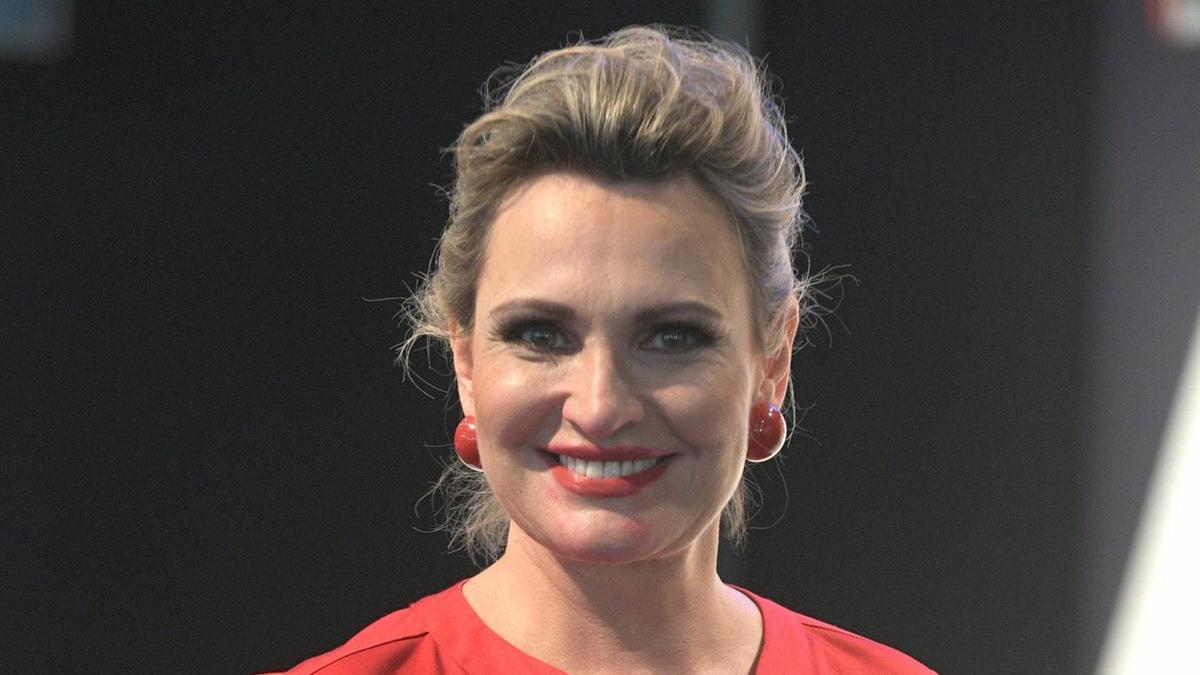 La soprano, Ainoha Arteta.