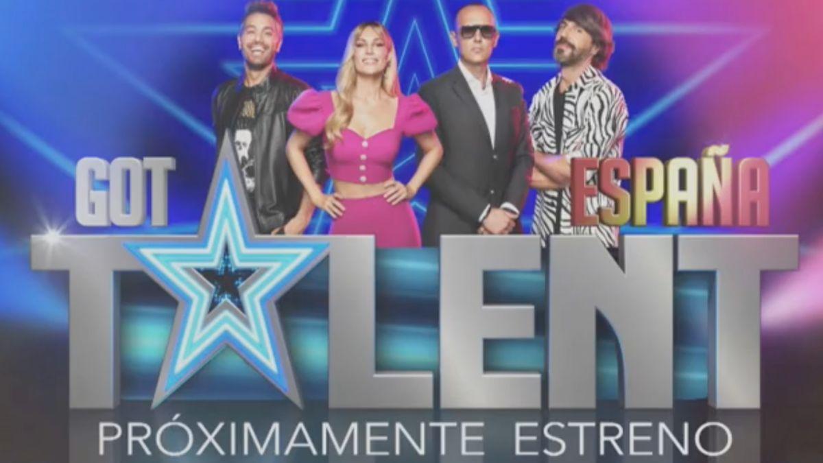 Imagen de la promo de la séptima edición de 'Got Talent España'.