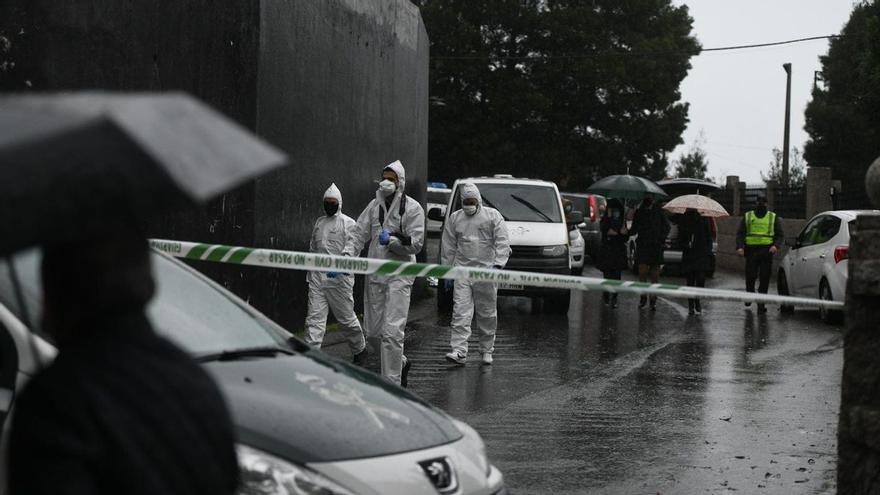 Un detenido en Sanxenxo por la muerte de un conocido hostelero en un extraño accidente