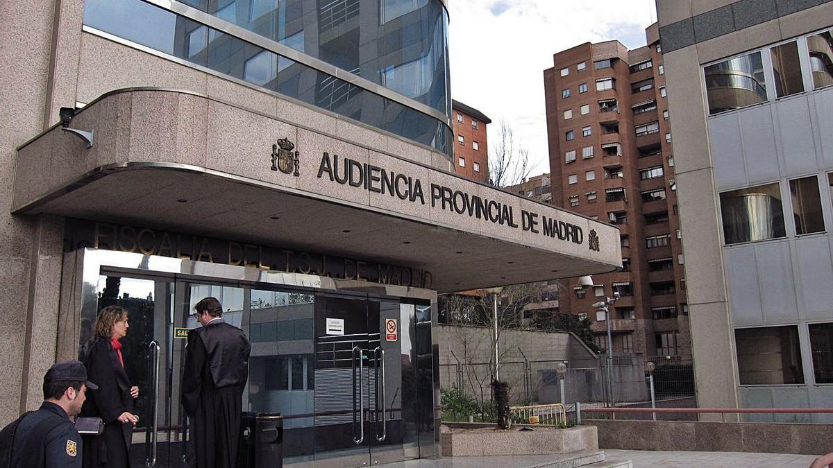 La mujer ha sido condenada por la Audiencia Provincial de Madrid.