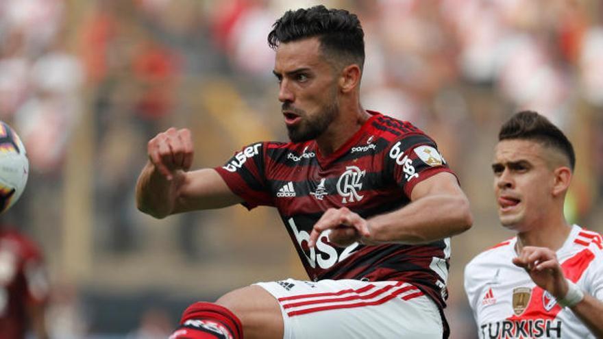 Pablo Marí, primer español que gana la Copa Libertadores