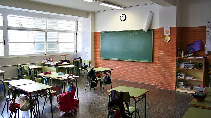 El frío calienta el debate en las aulas