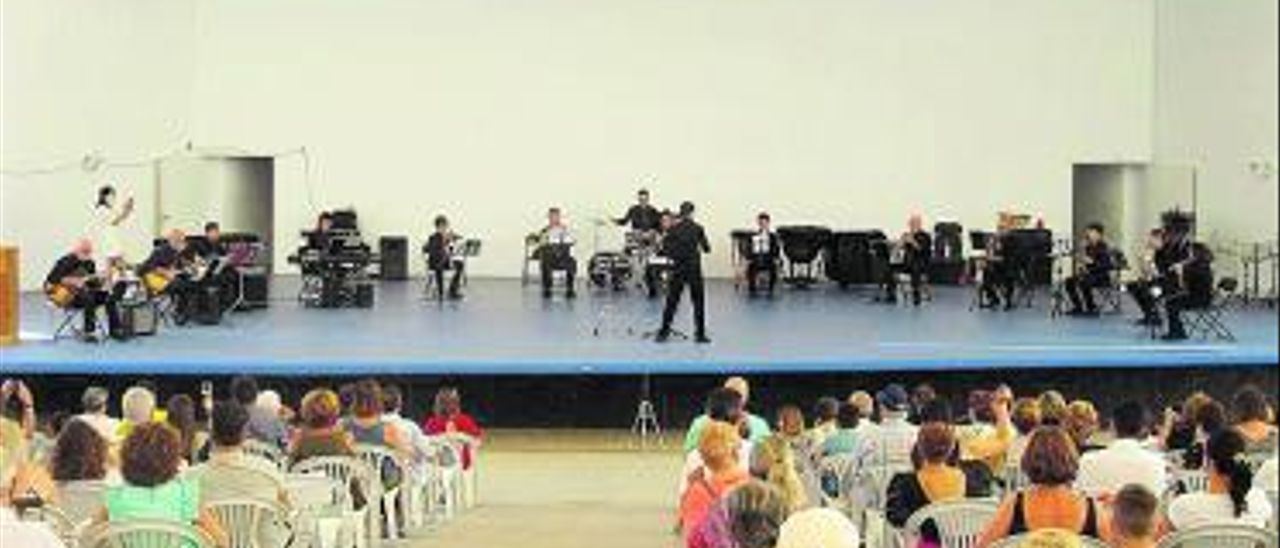Actuació del Grup de Jazz. | V. RUIZ