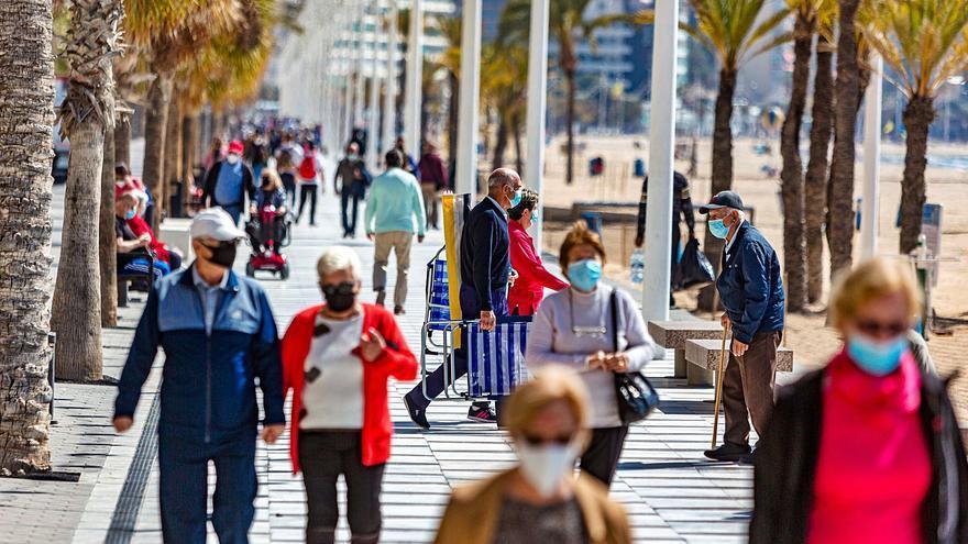 La pandemia corta el aumento demográfico de la provincia y hace perder 900 habitantes