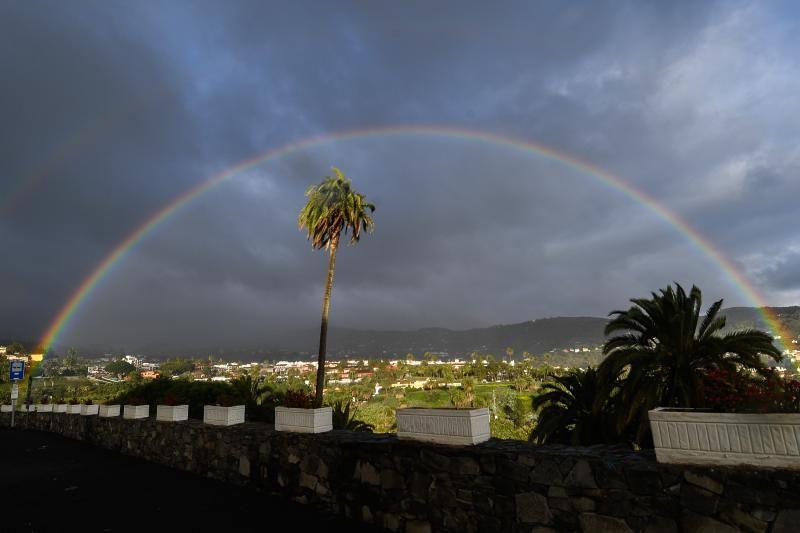 Los efectos del anticiclón de Las Azores