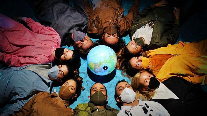 """""""El show del nou món"""" d'Escena Erasmus arribarà a Alcoi i Bocairent"""
