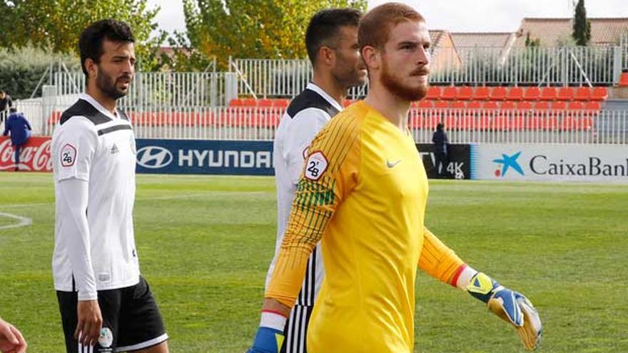 El portero Jaume Valens regresa al Atlético de Madrid