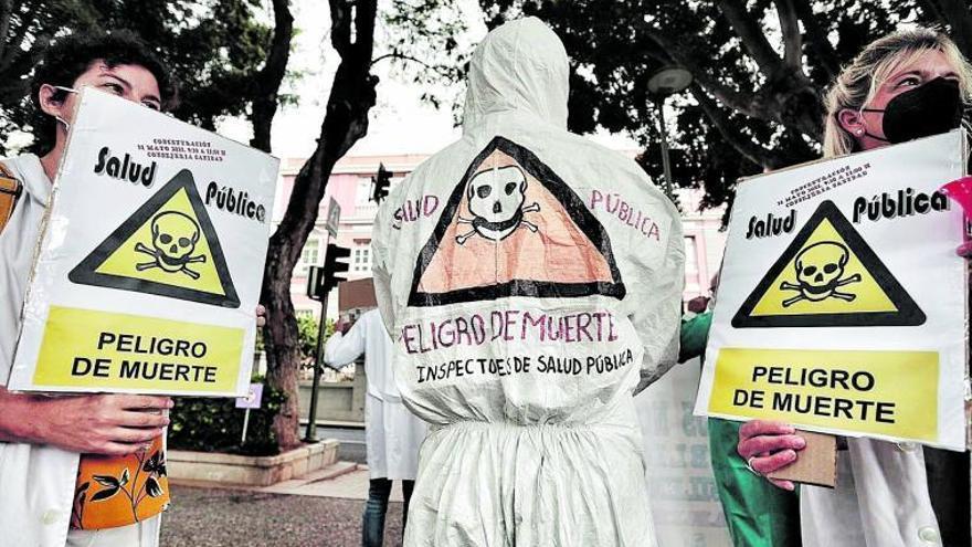 Canarias, en riesgo de sufrir brotes de legionela con la reapertura de hoteles