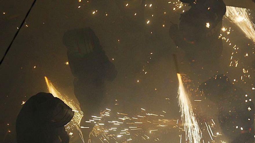 El descenso del nivel de covid en Paterna refuerza los preparativos de la Cordà