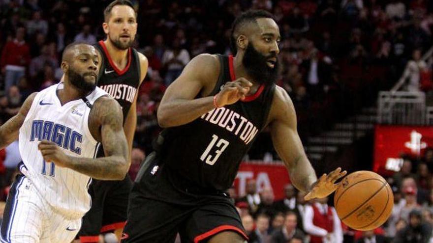 Els Rockets es cansen de Harden i l'envien als Nets de Durant i Irving