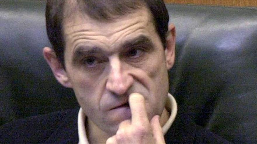 El Gobierno pide extraditar a Josu Ternera por el atentado de 1987 en Zaragoza